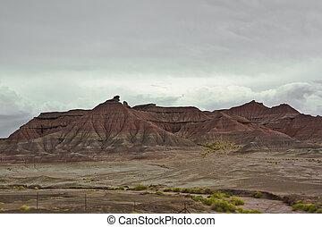 アメリカ人, アリゾナ, 風景