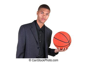 アメリカ人, バスケットボール, 保有物, アフリカ