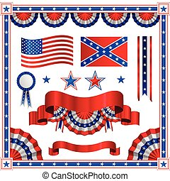 アメリカ人, 愛国心が強い