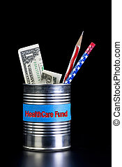アメリカ人, fund., ヘルスケア
