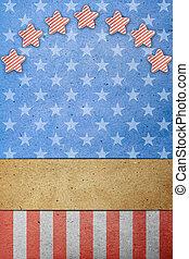 アメリカ合衆国旗, ∥ために∥, 7月4日, 労働日