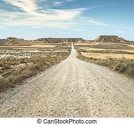 アメリカ西部地方, 道