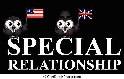 アメリカ, 関係, 特別, イギリス