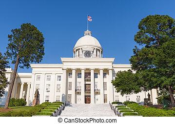 アラバマ州, 国会議事堂