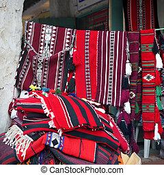 アラビア人, セール, 織物