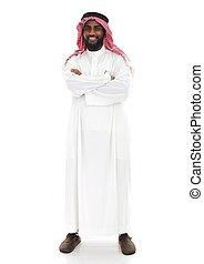 アラビア人, 人
