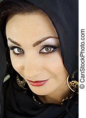 アラビア人, 女