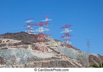 アラビア人, fujairah, 力, 上, 高く, 合併した, ポーランド人, 電圧, 管轄区域, mountain.