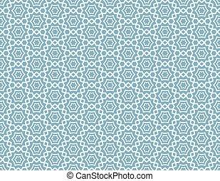 アラビア, 装飾, 抽象的, seamless