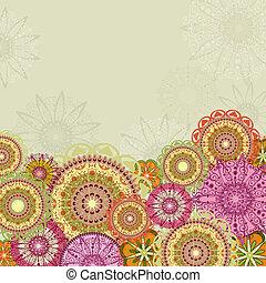 アラベスク, 抽象的なデザイン