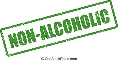 アルコールを含まない, ベクトル, 切手