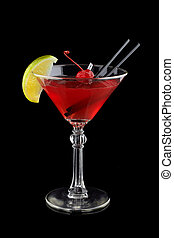 アルコール中毒患者, 国際人, カクテル