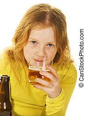 アルコール, 子供