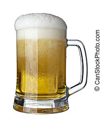 アルコール, 飲みなさい, ガラス, ビール, 飲料, パイント
