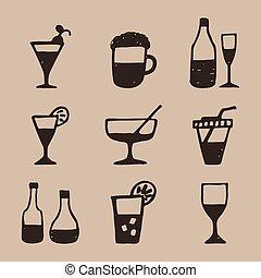 アルコール, icon2