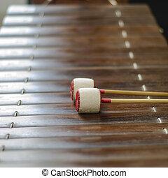 アルト, タイ人, 木琴