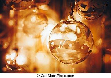 アルト, 市場, イタリア, クリスマスの 装飾, adige, trentino