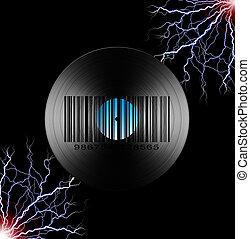 アルバム, barcode