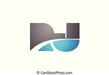 アルファベット, 会社, j, r, デザイン, 手紙, ロゴ, rj, アイコン