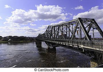 アレクサンドラ, 橋