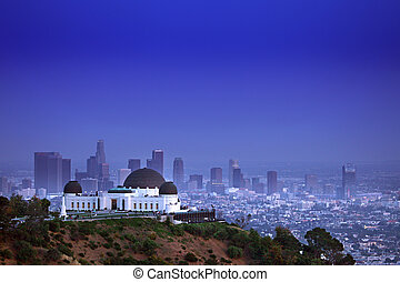 アンジェルという名前の人たち, 観測所, los, カリフォルニア, ランドマーク, griffith