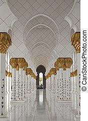 アーチ, モスク