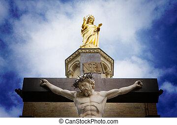 イエス・キリスト, 交差点, 見落とすこと, mary