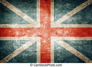 イギリス\, 旗