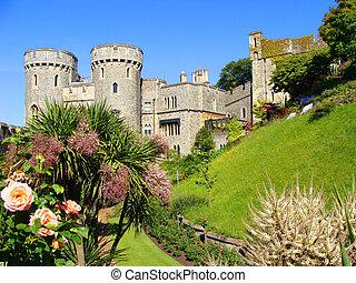 イギリス\, windsor の 城