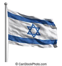イスラエル共和国 旗