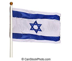 イスラエル, 白旗, 隔離された, 背景