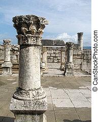 イスラエル, synagogue, capernaum