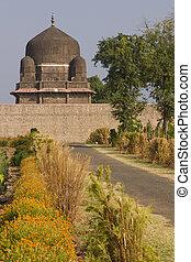 イスラム教, 墓