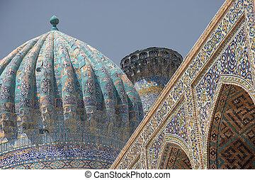 イスラム教, 建築