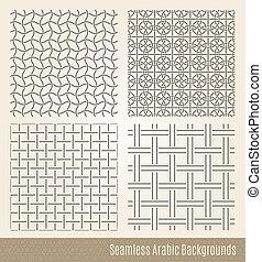 イスラム教, 背景, seamless