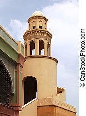 イスラム教, qatar, 建築
