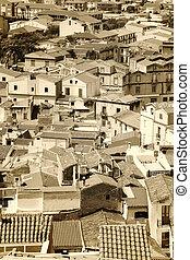 イタリア語, 都市