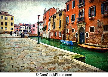 イタリア, ベニス