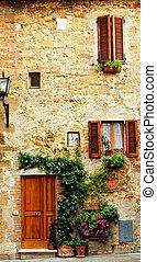 イタリア, 古い, トスカーナ