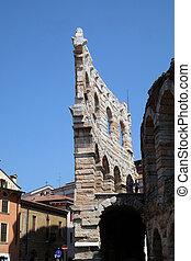 イタリア, 活躍の舞台, verona, 世界, ユネスコ, ローマ人, 古代, サイト, 相続財産, amphitheatre