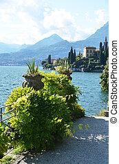 イタリア, 湖 como
