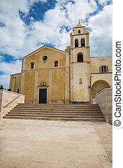 イタリア, san, francesco, -, vieste, gargano, 教会