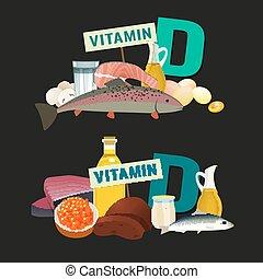 イメージ, ビタミンd
