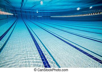 ..., イメージ, プール, 水泳