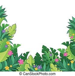 イメージ, 主題, 7, ジャングル