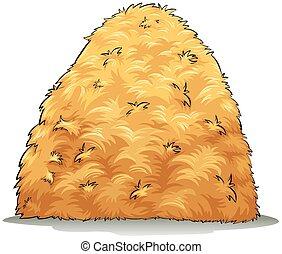イメージ, 提示, haystack
