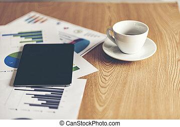 イメージ, 文書, 仕事場, ビジネス
