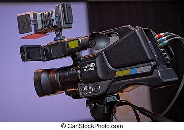 イメージ, -, broadcast., 記録装置, でき事