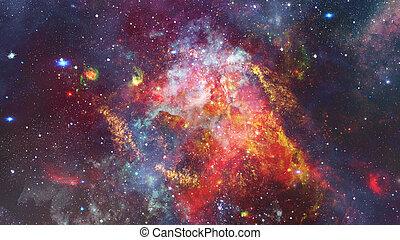 イメージ, nasa., 要素, wallpaper., 宇宙, 芸術, 科学, これ, 供給される, フィクション