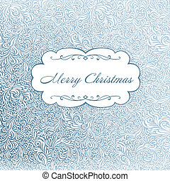 イラスト, バックグラウンド。, ベクトル, eps8, クリスマスカード